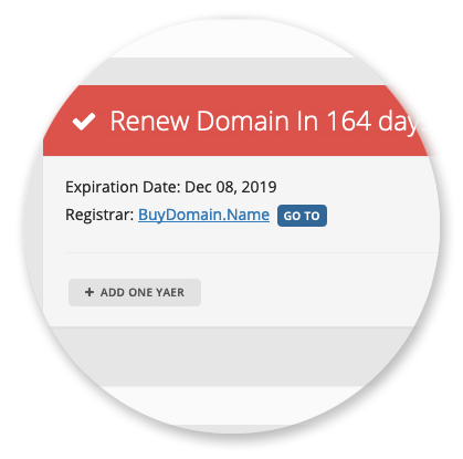 Domain Manager - Expired Domains