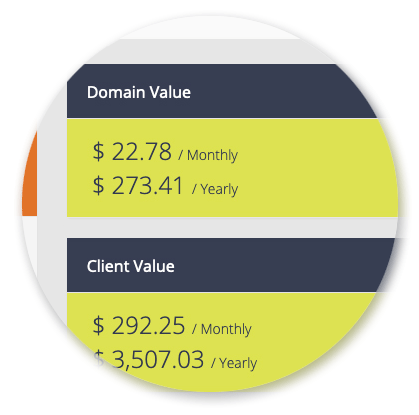 Domain Manager - Domain Value